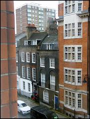 Great Ormond Street windows