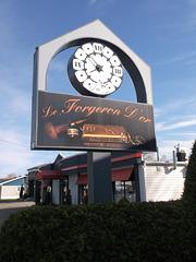 Le Forgeron d'or