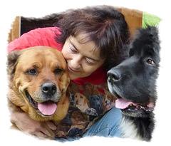 """""""Plus je connais les hommes, plus j'aime mes chiens"""": ça se confirme ! :o))) (VOIR NOTE)"""