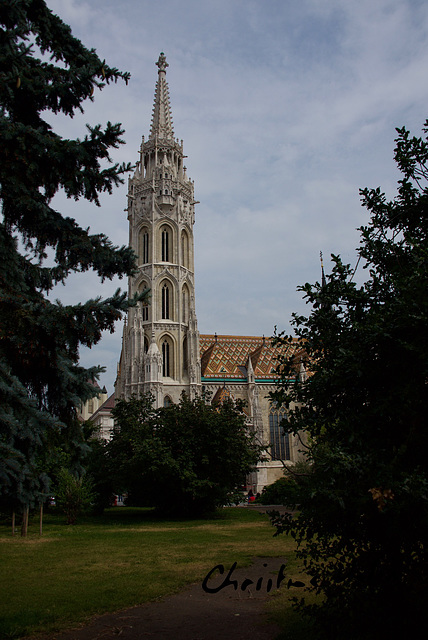 church in Budapest