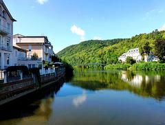 DE - Bad Kreuznach - Nahe river