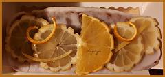Cake au citron ........bon appétit ! une petite douceur pour terminer la soirée ?