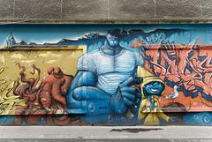 Graffeur dieppois