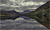Llyn Dinas Wide Angle