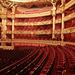 Balkonoj kaj loĝioj en la Operejo Garnier