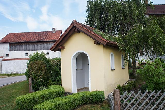 Unteraschau, Kapelle (PiP)