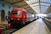 Lisbon 2018 – Santa Apolónia railway station – Engine CP 5618-2