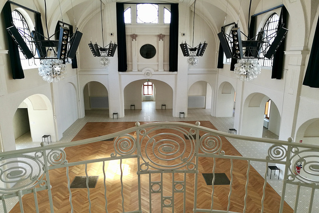 Colmar 2019 – Museum Unterlinden – Old pool