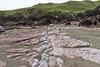 Gravel Bay - Moor Cliffs Formation 1
