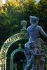 Dans le parc du pavillon de Sylvie Forêt de Chantilly