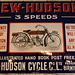 Beamish- 'New Hudson 3 Speeds'