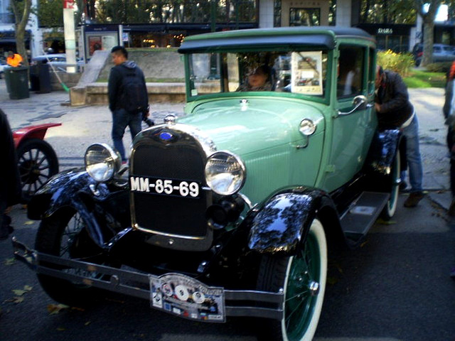 Ford A (1929).