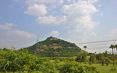 Scenery - Salem-Coimbatore highway