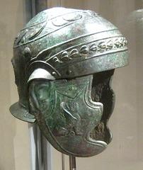 Copper Alloy Helmet