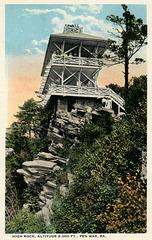 High Rock, Pen Mar, Maryland
