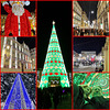 Today we walked down town just to see the crowd seing the Christmas lights