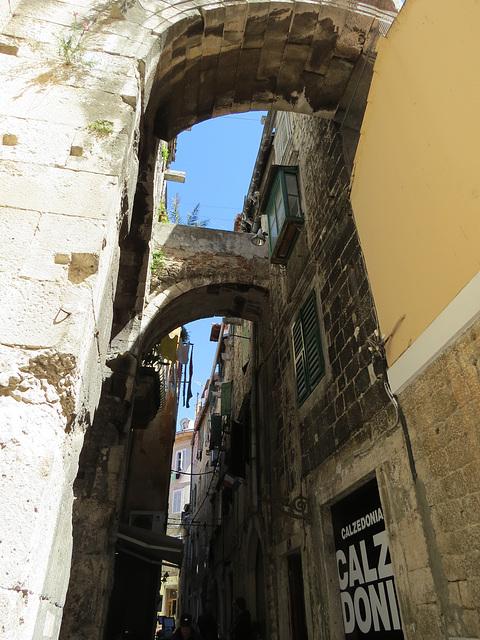 Split : rue Bajamontijeva ?