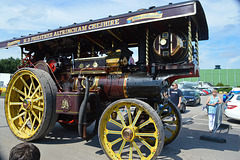 1921 Fowler Traction Engine