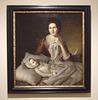 Rachel Weeping by Charles Willson Peale in the Philadelphia Museum of Art, August 2009