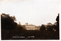 Allerton Towers, Liverpool, Merseyside (Demolished)