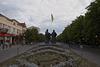 Auf Mir-Platz in Mukatshewo