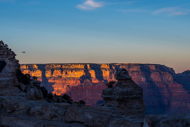 The Grand Canyon set 4n