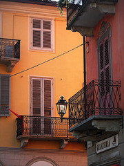 balconi a Mondovì