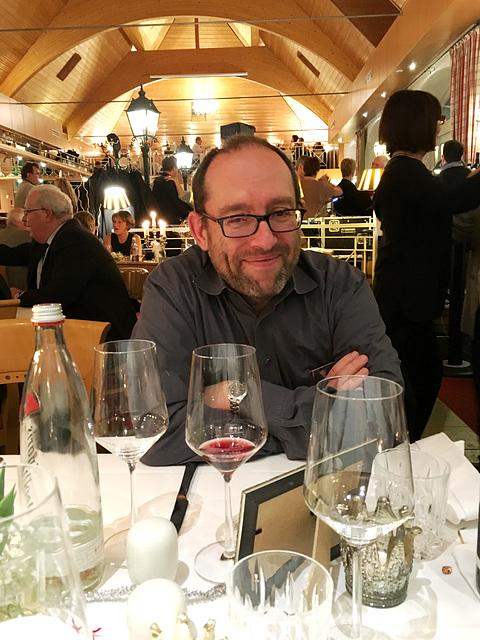 Swisttal - me, on New Year's Eve at Graf Belderbusch