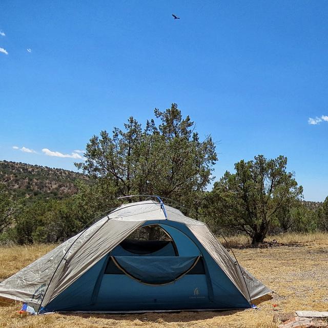 Sierra Designs Flash 3 Tent & ipernity: Sierra Designs Flash 3 Tent - by Tom Peck