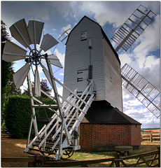 Chishill Windmill, Cambridgeshire