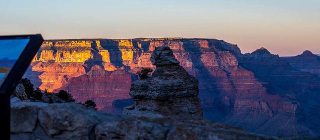 The Grand Canyon set 4p