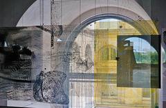 Kunst im Reichstagsgebäude Berlin - Art in the Reichstag Building Berlin