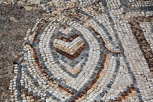 20151207 9666VRAw [R~TR] Mosaik, Hanghaus I, Ephesos, Selcuk - Kopie