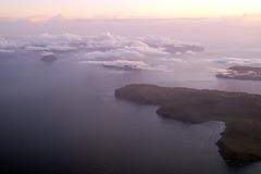 Faroe Islands, Approaching