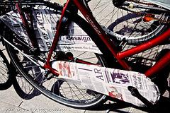 una bici da leggere