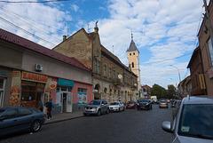 Duchnowitsch-Straße in Mukatshewo