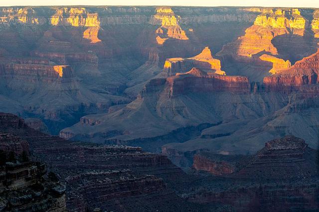 The Grand Canyon set 4s