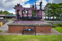 Poppy Bench and the Napier Engine