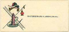 Fireman's Card