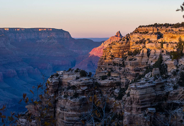 The Grand Canyon set 4u
