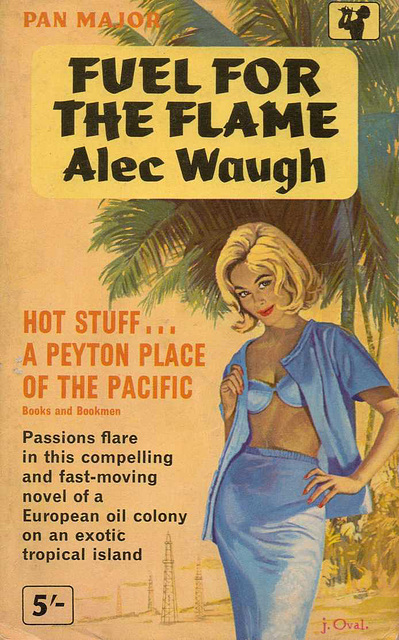 Alec Waugh - Fuel for the Flame