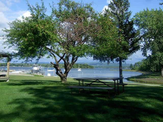 Burton Island Harbor