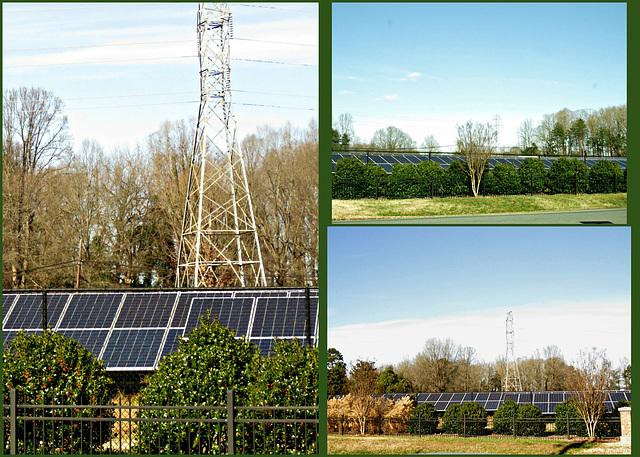 Solar Farm .. and ..