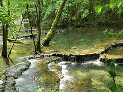 Cascade des Tufs - JURA