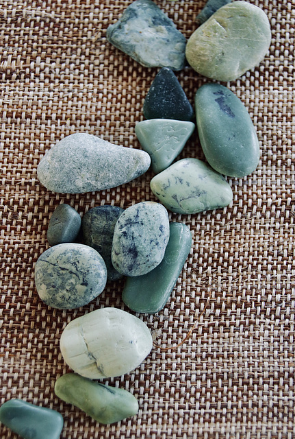 Pebbles from the Beach