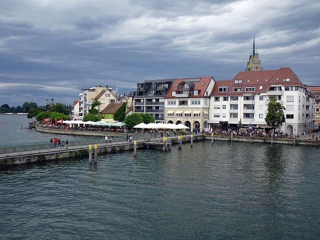 Seeprommenade Friedrichshafen