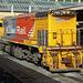 KiwiRail DFT7199 at Wellington (1) - 27 February 2015