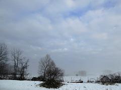 winter fence - HFF !!!