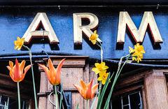 Churchil ARMs pub