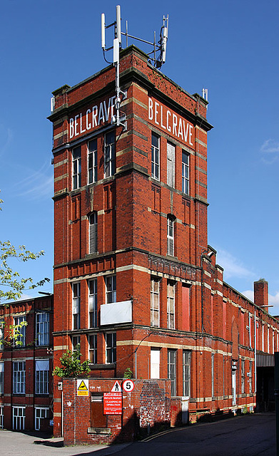 Belgrave No.3 Mill